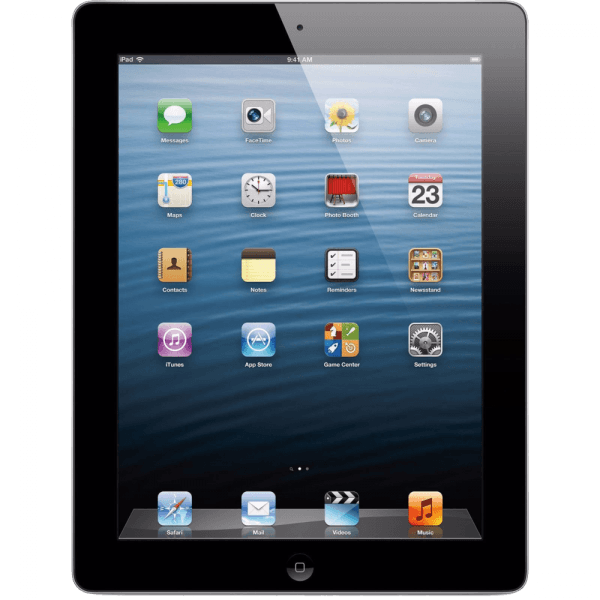 iPad (4:e generationen)