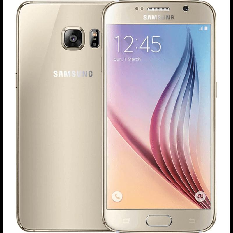 Samsung - Galaxy S6 Edge