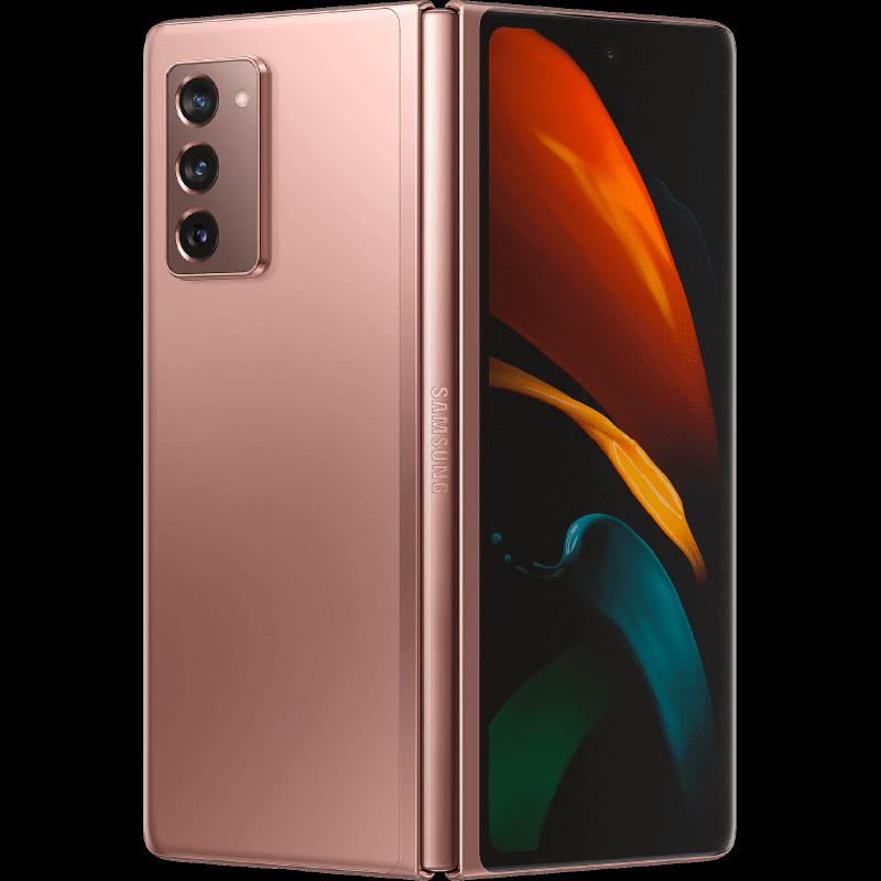 Samsung - Galaxy Z Fold2 5G