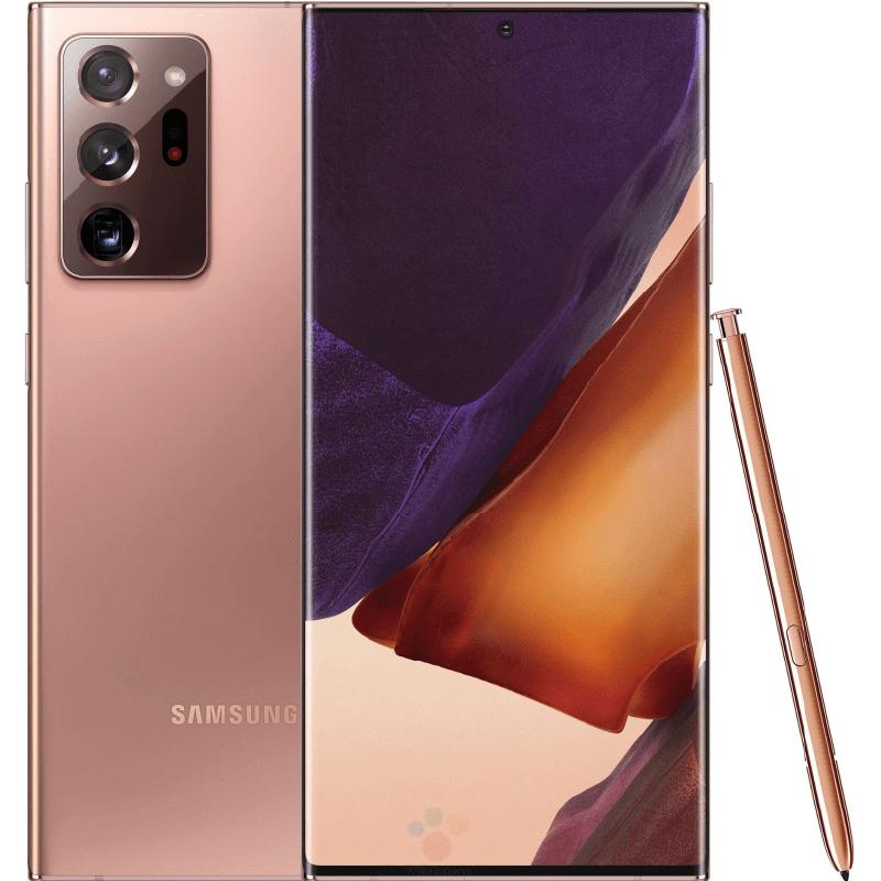 Samsung - Galaxy Note 20 Ultra 5G