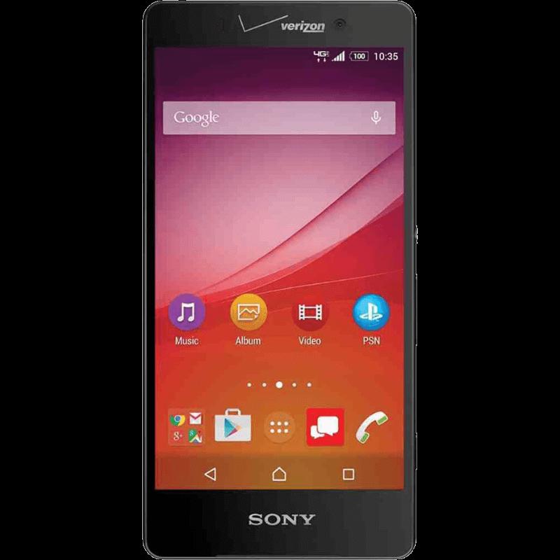 Sony - Xperia Z4v