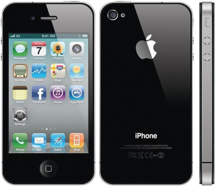 Apple - iPhone 4